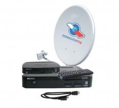 Комплекты спутникового ТВ
